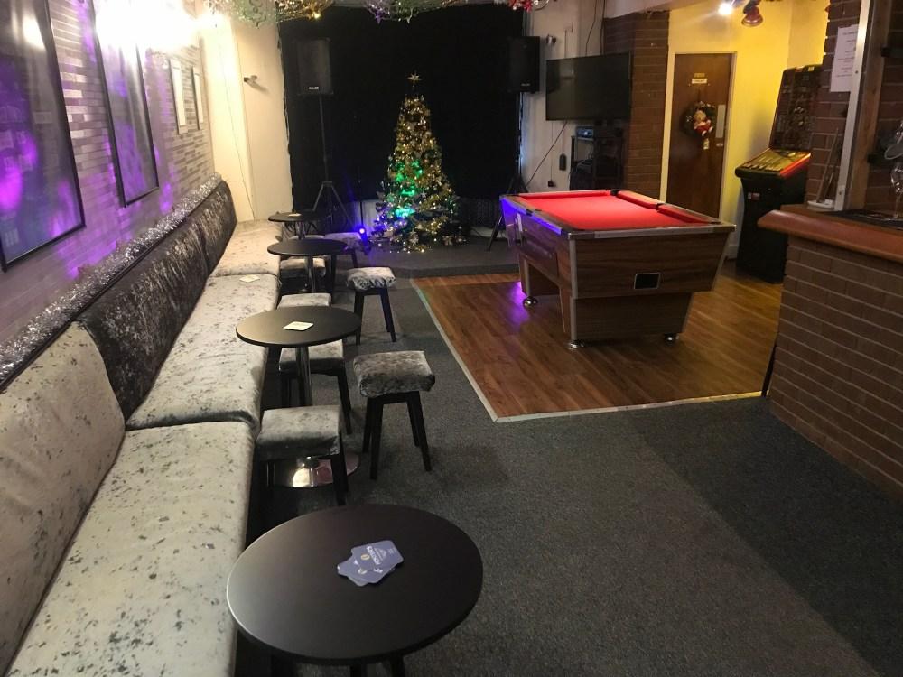 Weekend Blackpool Black Group Hotel Bar 3