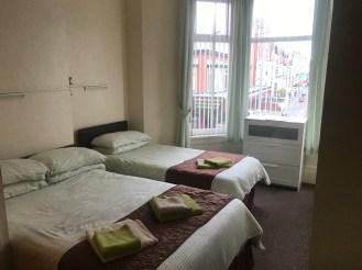 Weekend Blackpool Green Group Hotel Room 3