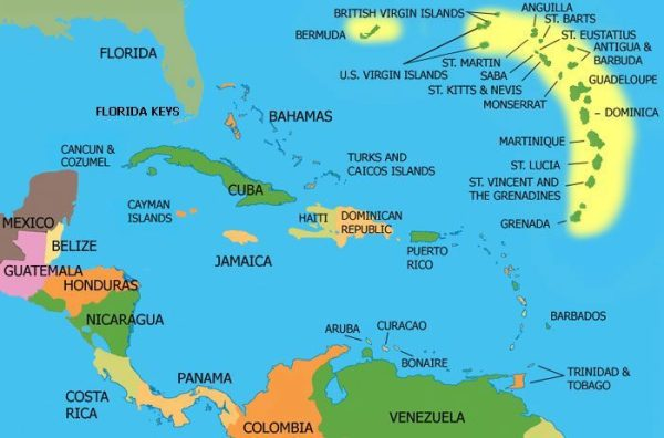 the-caribbean-map