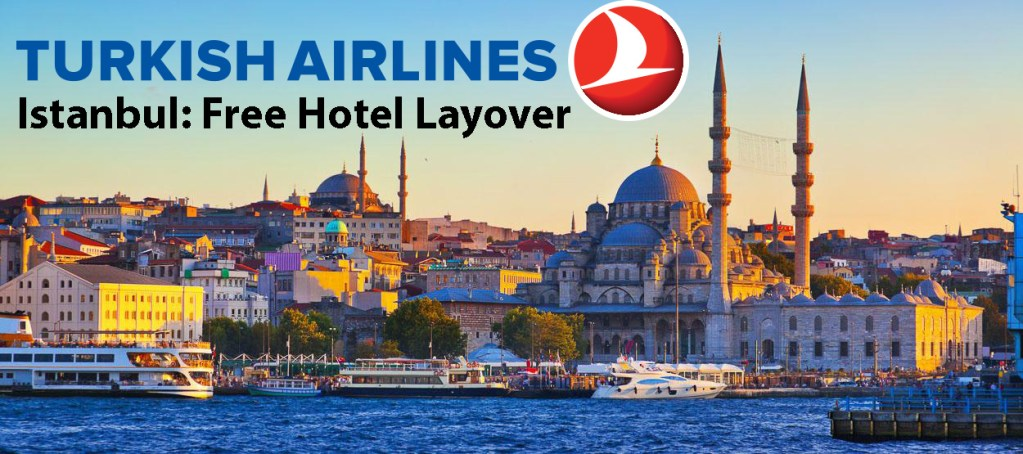 Istanbul Hotel And Flight Deals