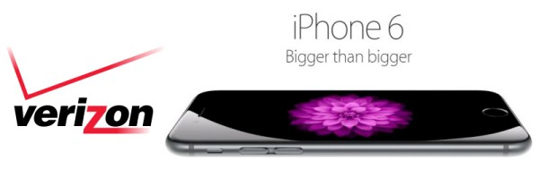 verizon iphone 6