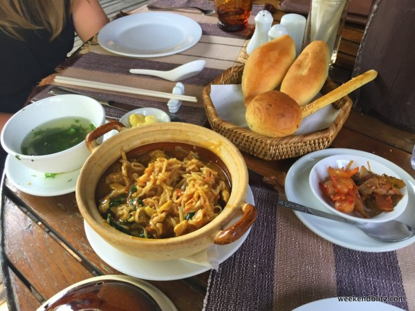 Delicious Shan Noodles