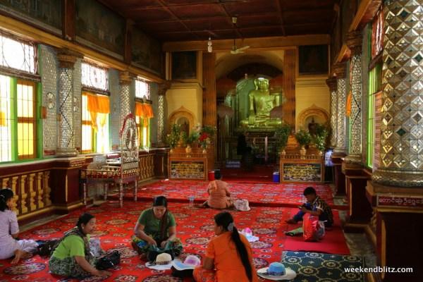 Shwe Indain Pagoda