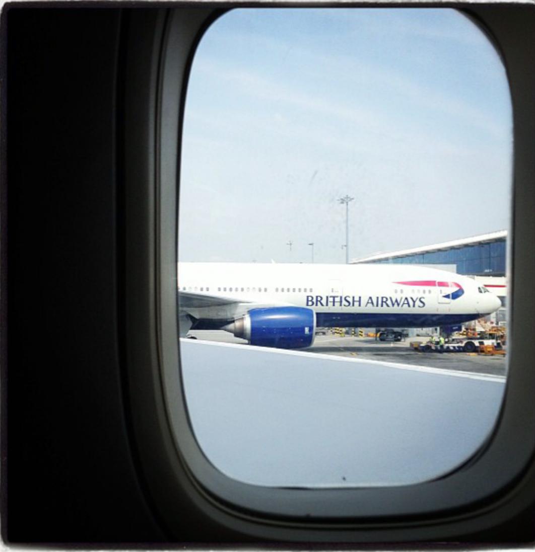 BritishAirwaysPlane