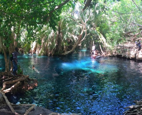 Hot Springs near Moshi Tanzania