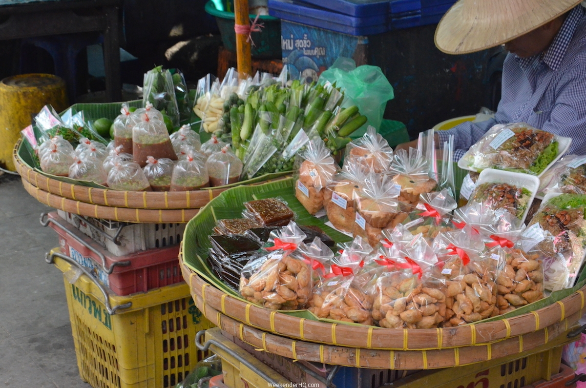 Thailand Snacks