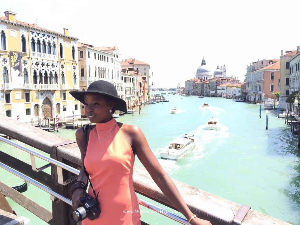 Lola in Venice