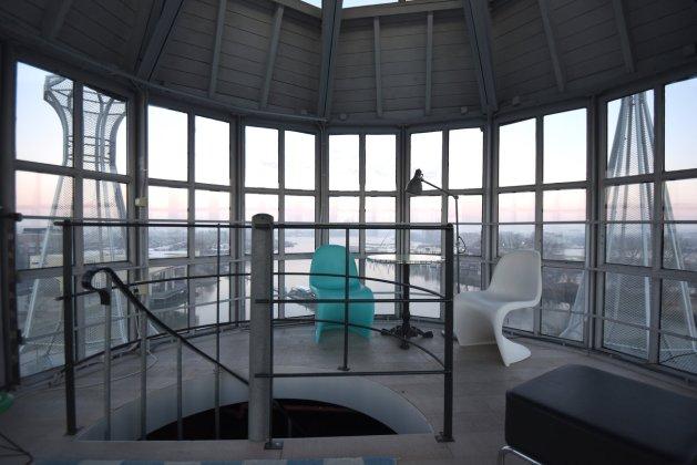 Het glazen Torentje