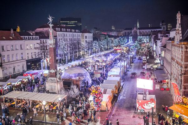 Christmas Market - Brussels