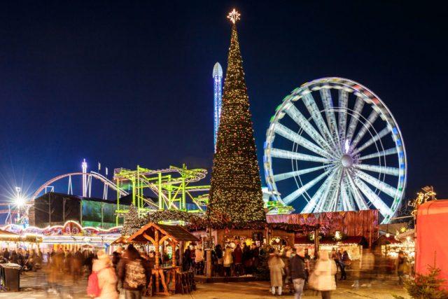 London Christmas Market