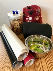 Cricut vinyl and other supplies