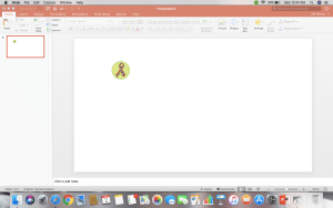 making jewelry with Powerpoint