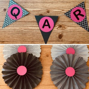 DIY classroom decorations with cricut