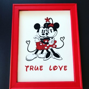 DIY Valentine's Decor on a budge