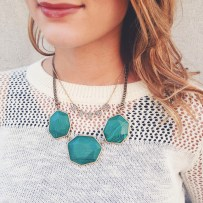 Icelandica Statement Necklace $88