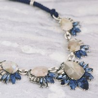 Northern Mist Statement Necklace $148