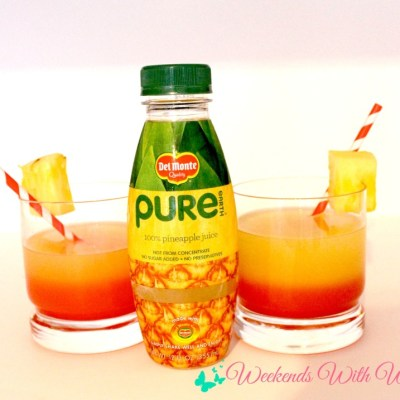 Escape with Pure Earth Pineapple Juice