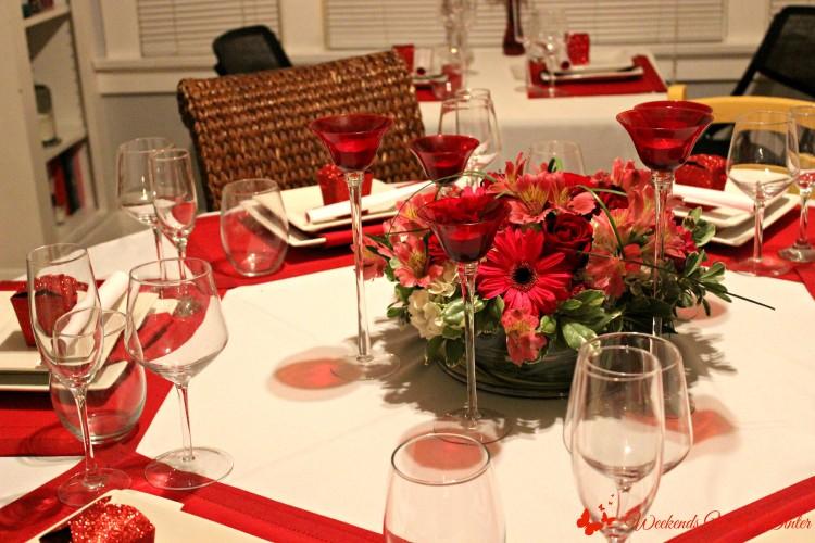 Valentines Day Florals