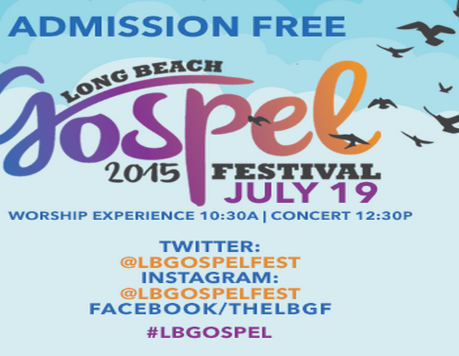 Long Beach Gospel Fest 2015