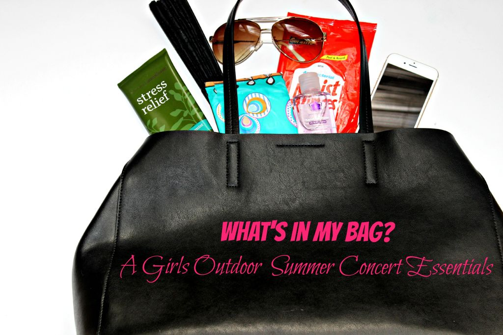 summer concert essentials 1