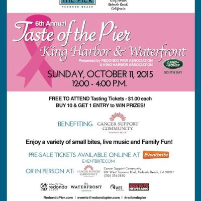 6th Annual Taste of the Pier