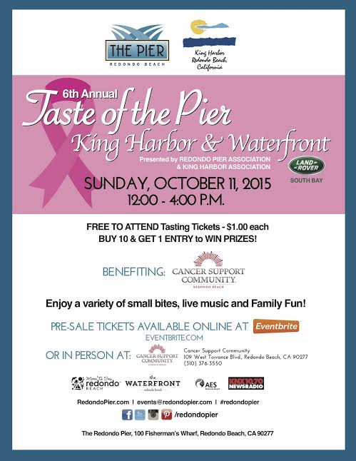 taste of the pier 6th