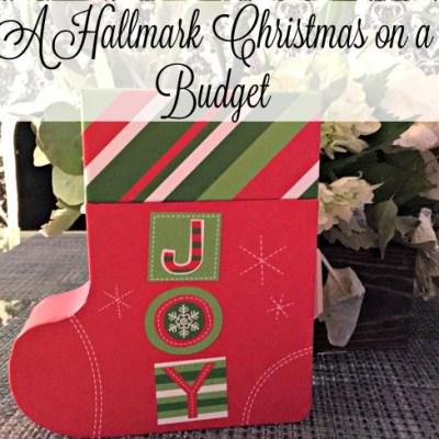 A Hallmark Christmas on a Budget