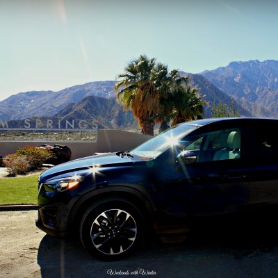 All of My Palm Springs Favs in the Mazda Cx-5