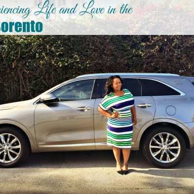 Exploring Life and Love in the Kia Sorento