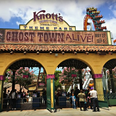 Choose Your Adventure at Knott's Ghost Town Alive