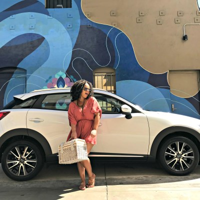 Hollywood Bowl Tips & Tricks in the Mazda CX-3 Grand Touring