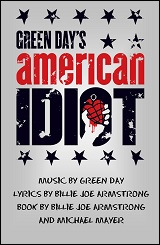 American Idiot at The Weekend Theater in Little Rock, AR