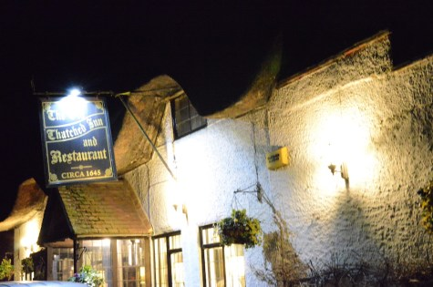 Old Thatched Inn Adstock