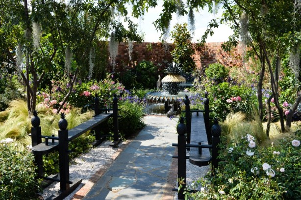 A first timer's guide to RHS Hampton Court Palace Flower Show