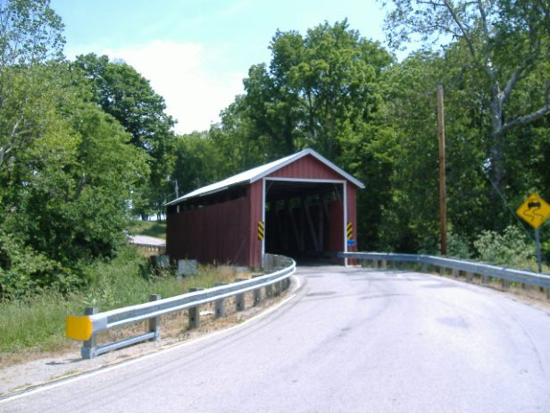 Martinsville Road Bridge, by Wikimedia contributor Aesopposea