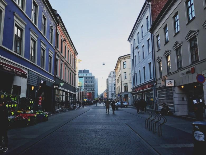 Oslo day trip