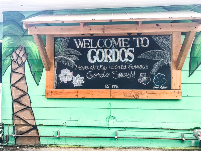 Gordo's is a must on the Tallahassee Bucket List