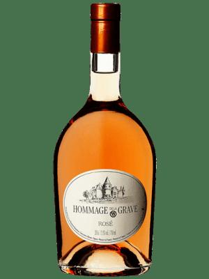 Hommage de la Grave - Cabernet Sauvignon Rose