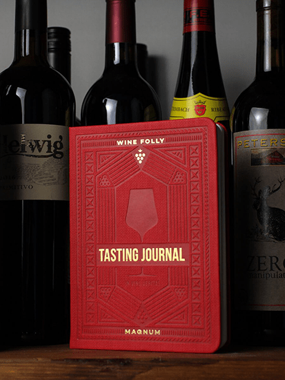 Wine Folly - Tasting Journal Red 'Limited Edition'