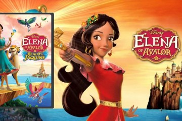 Elena of Avalor: Realm of the Jaquins
