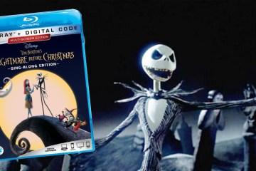 Nightmare Before Christmas Blu-ray