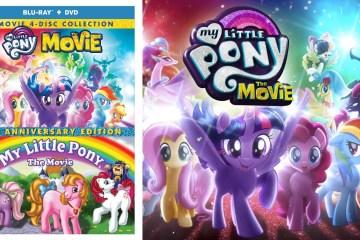 My Little Pony Blu-ray