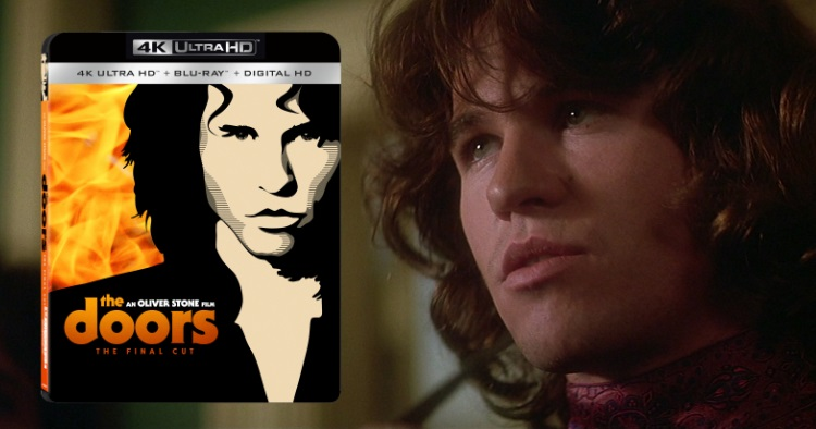 The Doors: The Final Cut' 4K UHD Combo Pack Review - The Week In Nerd