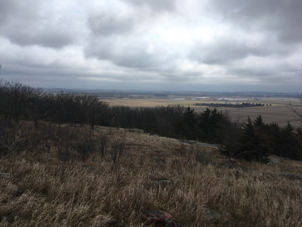 A view from Blue Mounds SP