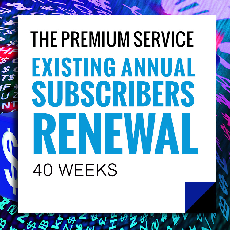 Annual Renewal Subscription