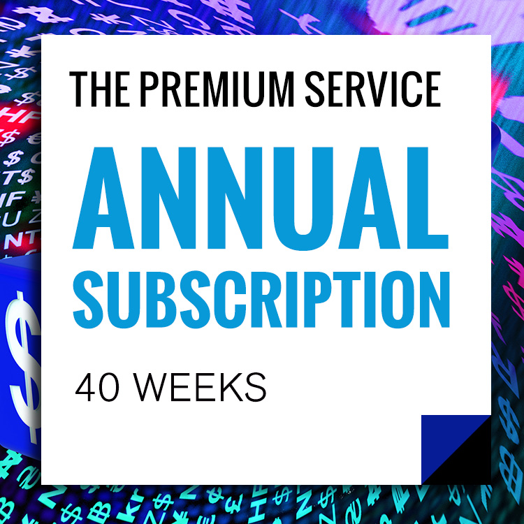 Premium Service Annual-Subscription