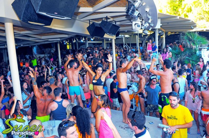 5 Best Party Beaches For This Summer