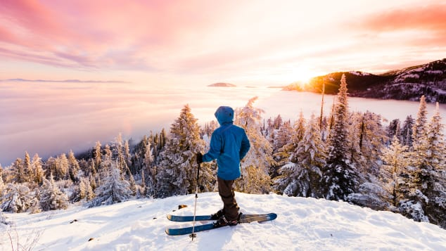 8 Extreme Skiing Spots In The United States And Canada