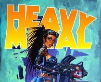 Credits: Heavy Metal Magazine