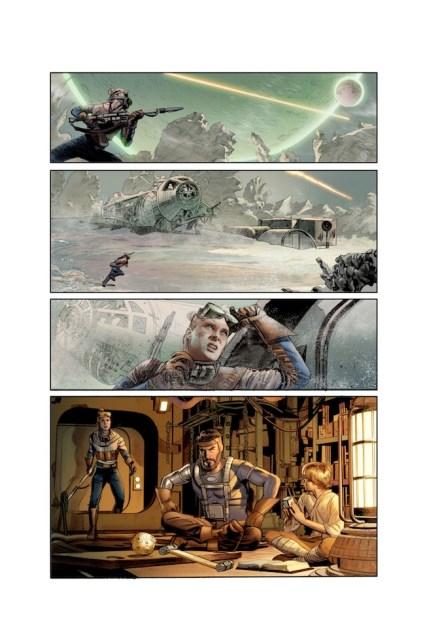 Credits: Dark Horse Comics, promo preview image